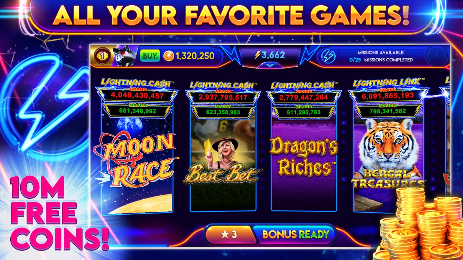 Casino Bonus For Free