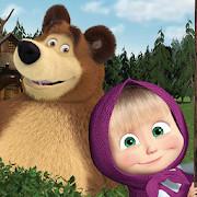 Маша и медведь: обучающие игры